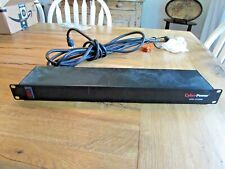 Cyberpower CPS-1215RM 12 Outlet Rackmount Surge Strip