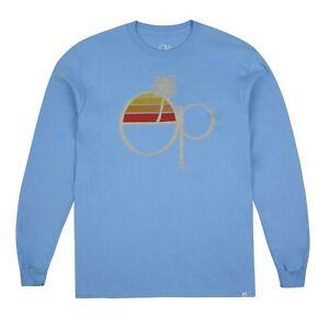 Ocean Pacific Mens - Sunset - Surf - Long Sleeve T-shirt - Blue