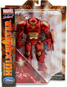 "Marvel Select Hulkbuster Iron Man 6"" Action Figure Hulk Buster***IN STOCK"