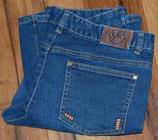 Michael Kors Bootcut Blue Denim Jeans Women's Size 8