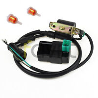 CDI BOX IGNITION COIL FUEL FILTER FOR 110cc PEACE EAGLE COOL SPORTS ATV QUAD