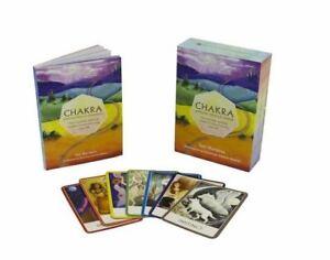 Chakra Wisdom Oracle Deck & Book Set: 49 Cards