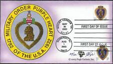 2003 - Pugh - Purple Heart Dual - #3784, #3784A