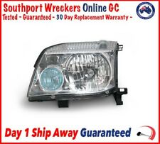 Genuine Nissan X-Trail T30 Right Front Head Light Lens Unit Assembly Complete