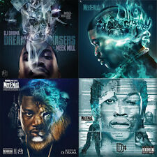 Meek Mill - Dreamchasers Mixtape Series Collection CD Dream Chasers 1 2 3 4 MMG