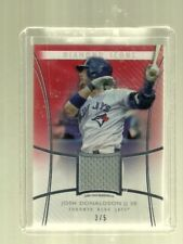 2017 Topps Diamond Icons-Josh Donaldson-Relic Card- Very Limited #3 of 5-NM