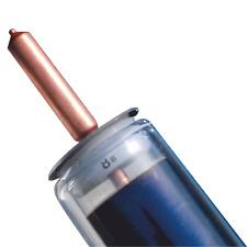 10 PZ RICAMBIO TUBI SOTTOVUOTO TUBO HEAT PIPE 1800/58 SOLARE TERMICO PAN. SOLARI