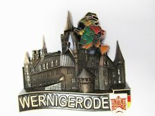 Wernigerode Metal Magnet Germany Souvenir Germany, New