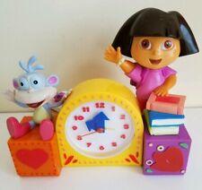 Dora The Explorer and Boots Singing Alarm Clock
