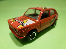 AUTO PILEN   1:43  -  FIAT 127   NO=333  - SELTEN RARE - GOOD CONDITION