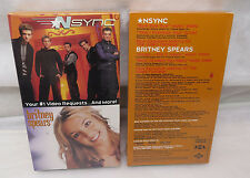 MIP McDonald's BRITNEY SPEARS NSYNC - #1 VIDEO Requests & More! TIMBERLAKE VHS