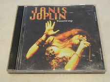 Janis Joplin 18 Essential Songs CD [Incl. Previously Unreleased Tracks]