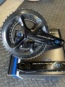 Stages Shimano Dura-Ace LR Power Meter Chainset - 172.5mm, 52/36T, Nice