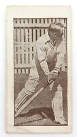 ".c1932 RARE DON BRADMAN ALLENS ""BRADMAN'S RECORDS"" CARD NO 8."