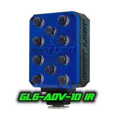 Ghost Light GL6-ADV IR Infrared LED Night Vision Camera Light Paranormal - Blue
