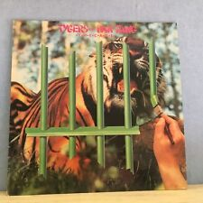 TYGERS OF PAN TANG The Cage 1982 UK vinyl LP + INNER EXCELLENT CONDITION C