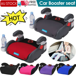Car Booster Seat Chair Cushion Pad For Toddler Children Child Kids Sturdy