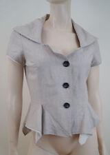 Topshop Polyester Button Coats & Jackets for Women Blazer
