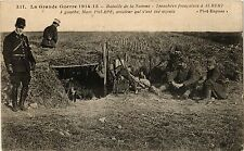 CPA MILITAIRE Bataille de la Somme (316107)