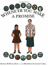Wheneer You Make a Promise: A Paper Doll History of the Girl Scout Uniform, Volu