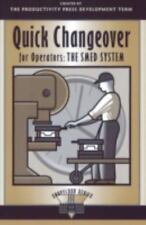 The Shopfloor: Quick Changeover for Operators : The SMED System by Shigeo Shingo