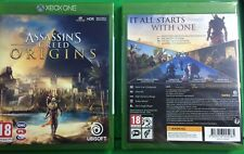 ASSASSIN'S CREED ORIGINS PL DLC XBOX ONE POLSKI POLSKA POLISH NOWA ASSASSINS
