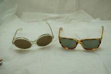 Vintage Sunglasses Women Italy Polaroid Cool Ray 170 Lot Of 2 Ladies 1970s Retro