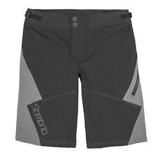 Sombrio Drift Women's Mountain Bike Mtb Baggy Cycling Shorts Grey Size Large New