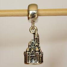 New Walt Disney World Pandora Park Exclusive WDW Cinderella Castle Dangle Charm