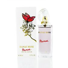 Hanae for women by Hanae Mori Eau De Parfum spray 1.7 Oz- New in box