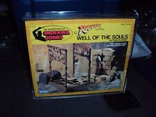KENNER INDIANA JONES WELL OF SOULS THIS SALE IS FOR ACRYLIC CASES ONLY NO TOYS