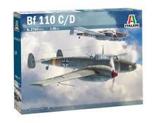 Italeri 1/48 Messerschmitt Bf-110C/D # 2794