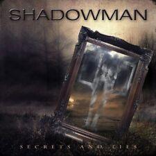 SHADOWMAN - SECRETS AND LIES   CD NEU