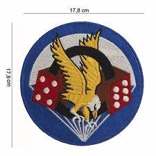 506th Divisione Fanteria 101st Airborne Paracadute Regular Insegne Patch