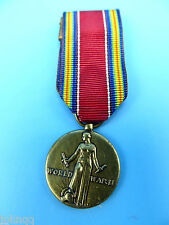 Miniature US Military Medal - World War II (WWII) Victory Medal