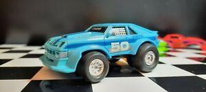 Rare Blue 1980s Dodge Schaper Stomper Speedster Toy *see description