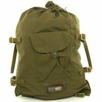 Soviet Russian Army Uniform Backpack Bag Rucksack Military WW2 Fashion USSR