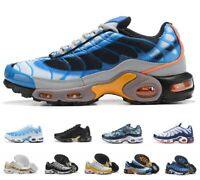 Outdoor Athletic Plus TN Men's Air Max Running Shoes Ultra Breathable Sneakers