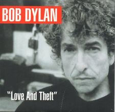 CD Bob DYLAN Love and Theft (2001) - MINI LP REPLICA CARD BOARD SLEEVE