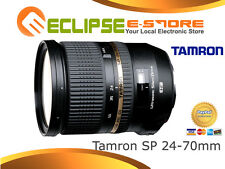 Brand New Tamron SP 24-70mm F/2.8 Di VC USD Lenses For Nikon