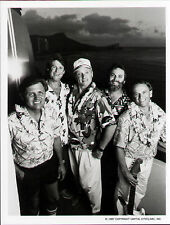 The Beach Boys Black And White Unique Promotional 8 X 10 Photograph