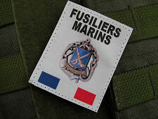 SNAKE PATCH - FUSILIERS MARINS FRANCE - marine nationle - format GORE-TEX F2...