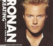 RONAN KEATING - Lovin' Each Day (UK 3 Tk Enh CD Single Pt 1)