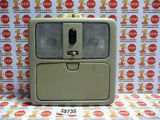 03 04 INFINITI G35 SEDAN OVERHEAD INTERIOR DOME LIGHT 26430 AL600 OEM