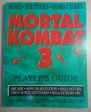Mortal Kombat 3 Player's Guide - Arnold/Meston - Paperback - Strategy Guide