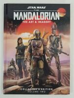 Star Wars MANDALORIAN Art and the Imagery First Edition/1st Printing (HC,2021)