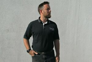 VINES MOTORRAD POLO MEN'S, Collection Only, Now Only £9.99