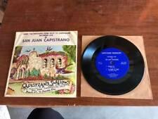 San Juan Capistrano - Capistrano Swallows Vinyl Record - Unknown Pressing