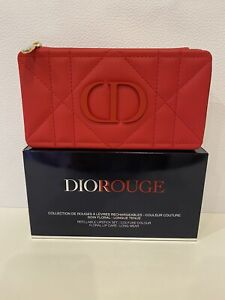 Rouge Dior Couture Colour Refillable Lipstick Collection gift set BNIB AUTHENTIC