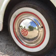 Trim Rings Beauty Rings Stainless Steel for VW Split Beetle Type 3 Ghia AAC099